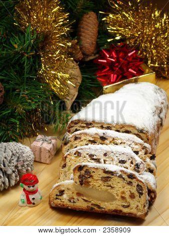 Christstollen - Traditional German Christmas Bread