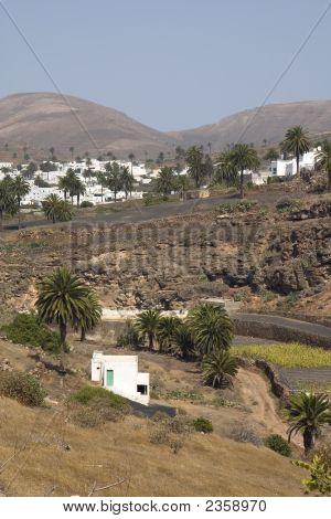 Haria, Lanzarote