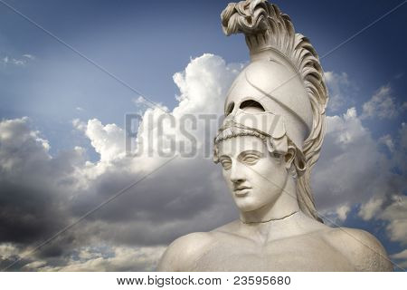 Greek sculpture of the General Pericles, Greek art