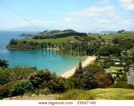 waiheke island urban, Auckland, New Zealand