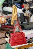 Production Of Leather Handbags poster