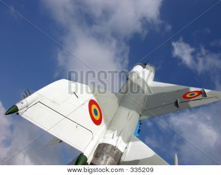 Flying War Airplane