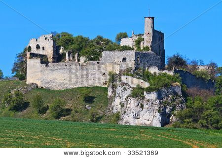 Falkenstein Castle Ruins, Lower Austria