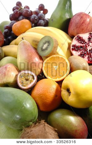 Several Fruits