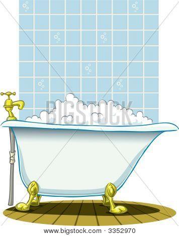 Banho Victoria velho