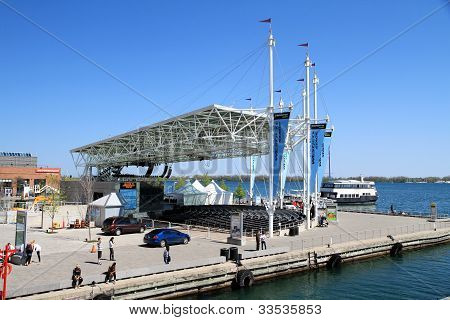 Toronto Harbourfront Centre Amphitheater