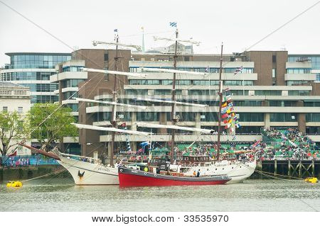 Tall Ship Artemis