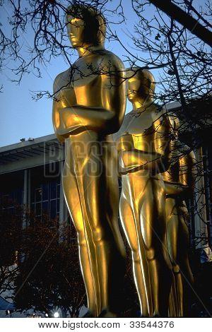 Oversize Academy Award Statues