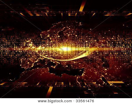 Toward Digital Earth