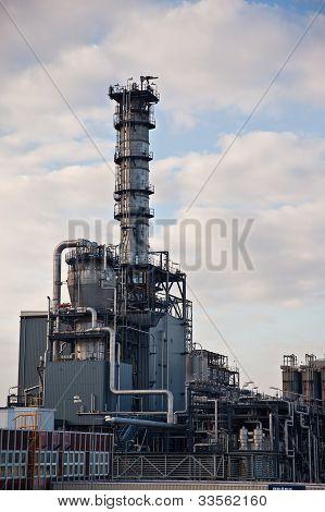 Ammonia Production Unit
