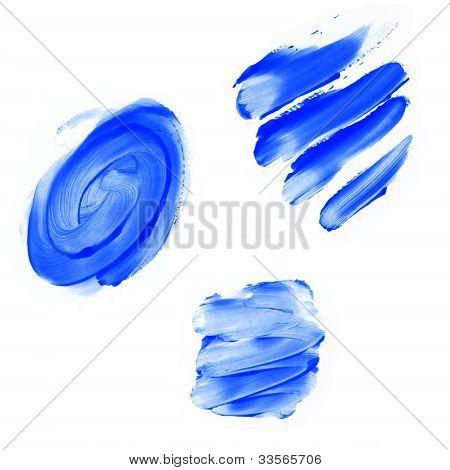 Fingerfarbe