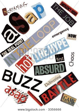 Current Pop Culture Buzz Words