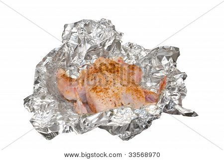 Chicken Preparation For Grill