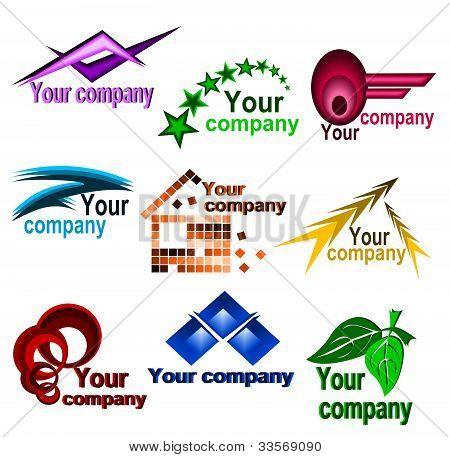 Logo elements 3