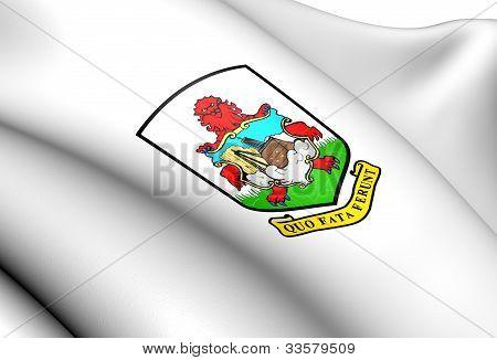 Bermuda Coat Of Arms