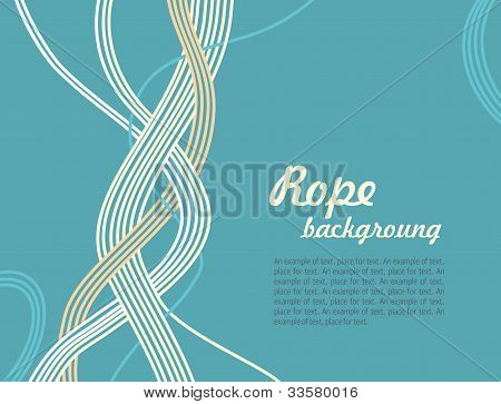 Vector Line Background Design
