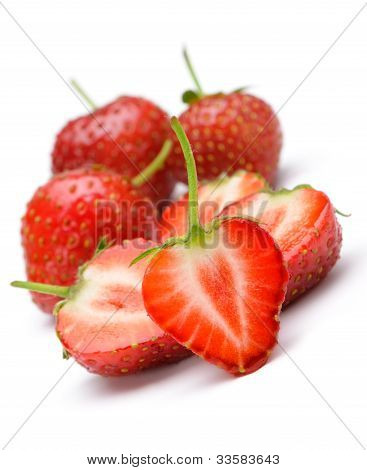 Section Strawberries