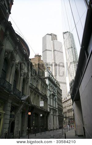 Cidade de arquitetura Londres