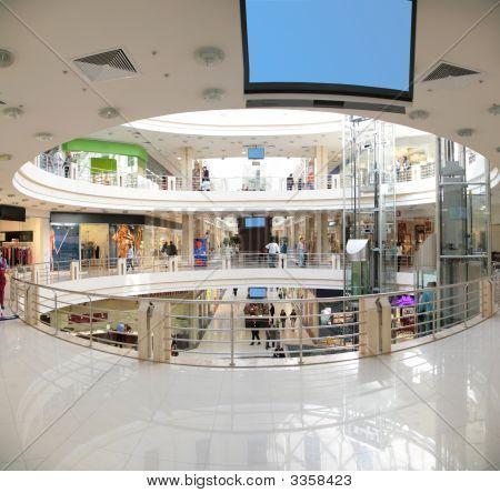 Panorama Of Store