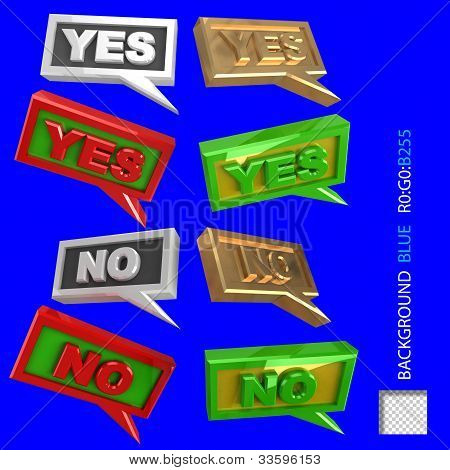 Quotation Yes No For Web? Poligraphics Design