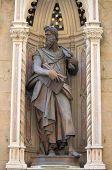Statue of Saint Lucas