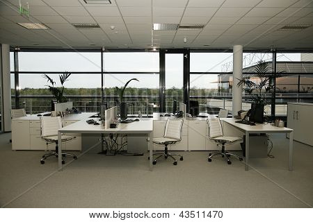 Office Building Interior