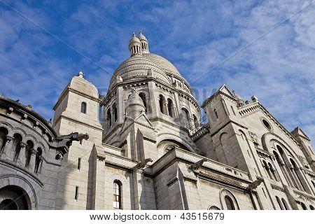 Basilica Of The Sacred Heart Of Paris (1914)