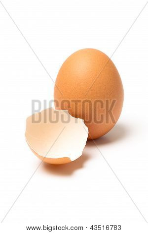 Two Raw Eggs