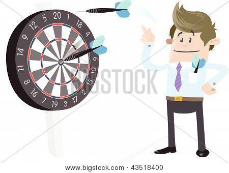 Business Buddy Hits a Bullseye