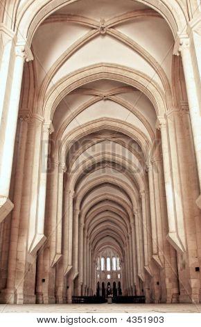 Portugal, Alcobaca: Monastery Of Alcobaça