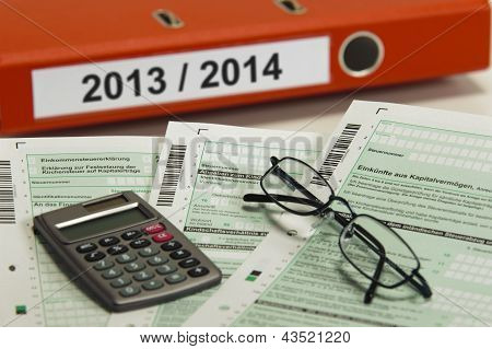 tax for 2013 / 2014