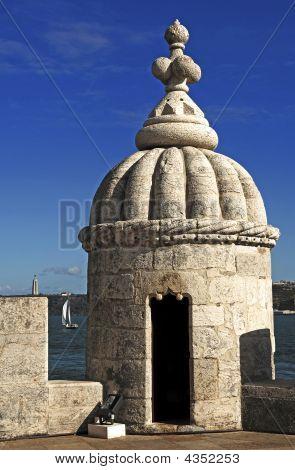 Portugal, Lisbon: Belem Tower