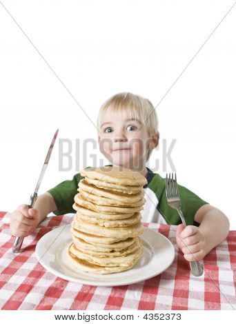 Time For Pancakes