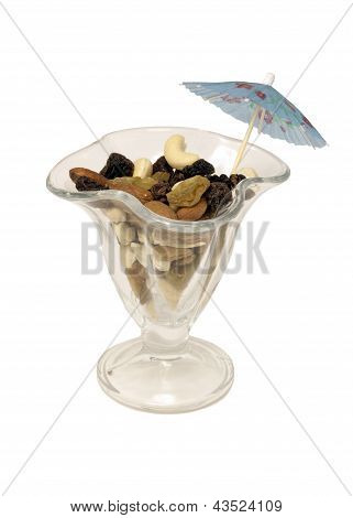 Nuts And Raisins Cocktail