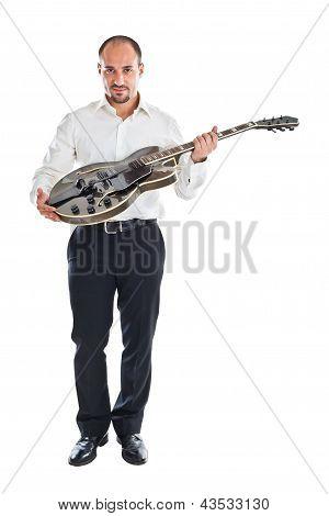 Look At My Guitar