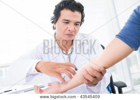 Immunologist