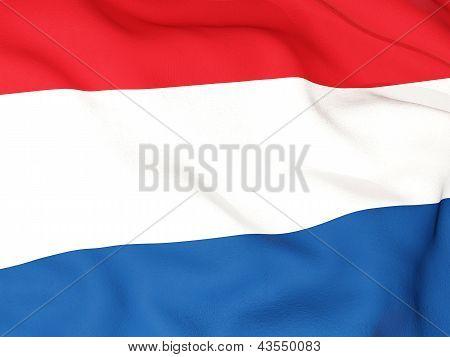 Flagge von bonaire