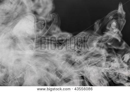 Dense Cigaret Smoke