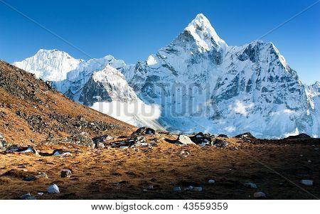 AMA Dablam Weg zum Everest base camp