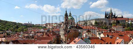 St Nicholas church in Prague