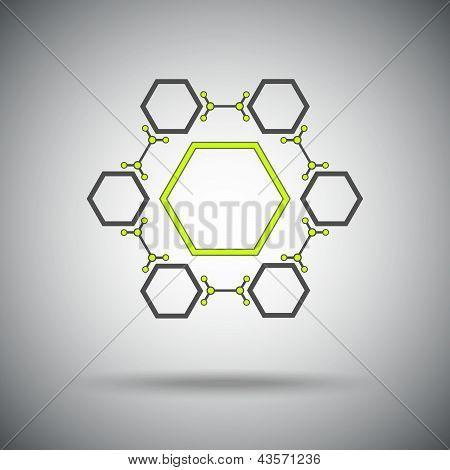 Hexagonal Connection
