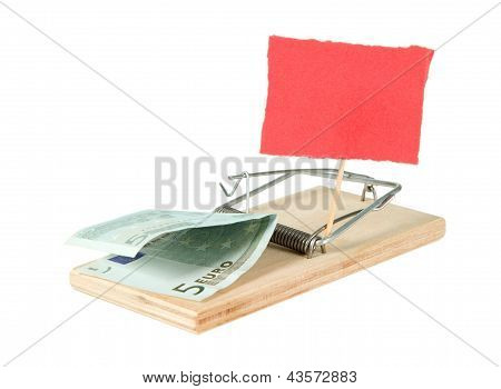 A Mouse Trap With Money