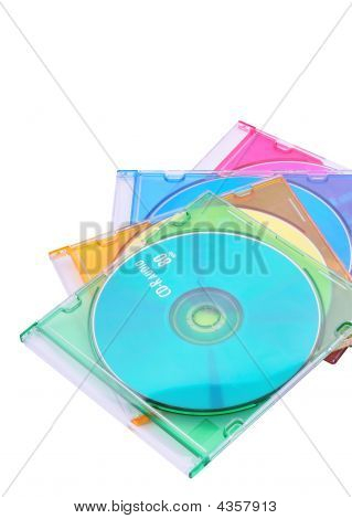Cd In The Jewel Case