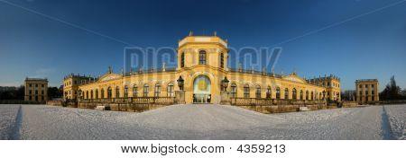 Orangerie In Kassel Germany