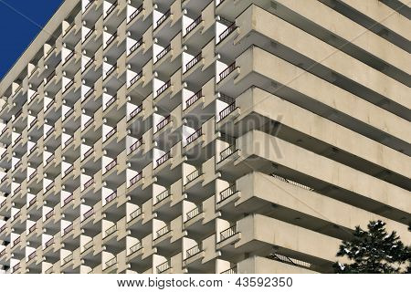 Modern Multi-storey Building.#2