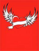 Winged Heart Ache
