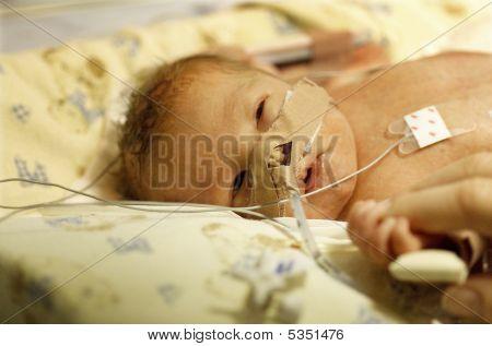 Bebê prematuro