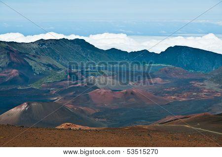 Hue Of Haleakala