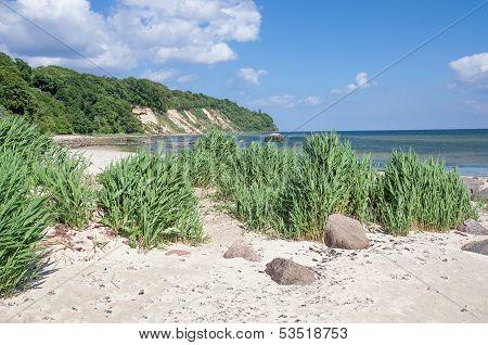 Goehren, Ruegen Island, Germany