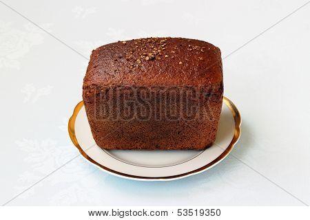 Loaf Of Black Bread